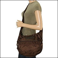 Diesel - Winona -Crossbody (Brown) - Bags and Luggage