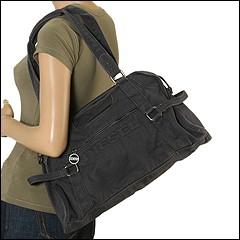 Diesel - Simpson (Grey) - Bags and Luggage