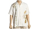 Tommy Bahama - Fellini Floral Camp (Continental) - Apparel