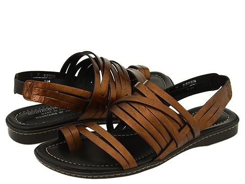 Donald J Pliner - Gefen (Bronze Antique Metallic) - Footwear