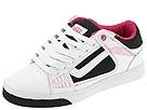 Vans - Brenna W (White/Pink) - Footwear