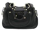 B. Makowsky - Copenhagen Satchel (Black) - Bags and Luggage