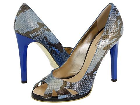 Roberto Cavalli - T90045 (Ocean Print) - Footwear