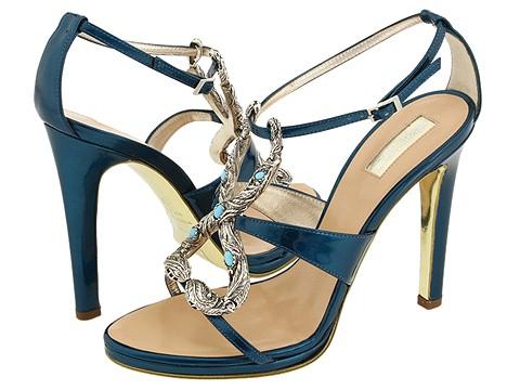 Roberto Cavalli - T90061 (Smalto) - Footwear