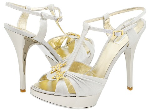 Roberto Cavalli - T90018 (Silver) - Footwear
