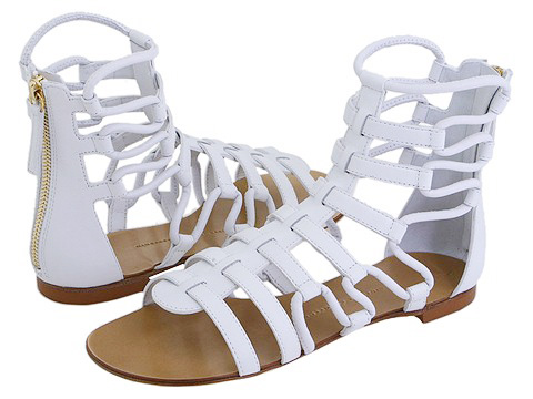 Giuseppe Zanotti - E90484 (Bianco) - Footwear