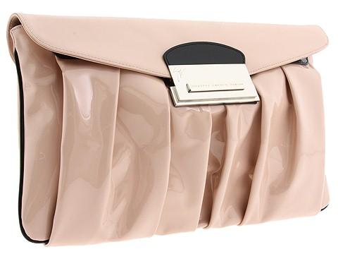 Giuseppe Zanotti - EB9042 (Blush) - Bags and Luggage