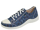 Finn Comfort - Soho-Soft (Royal/Jasmin) - Footwear