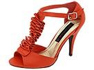 Steven - Brunella (Coral Leather) - Footwear