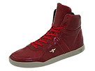 Creative Recreation - Milano Hi Premium (Wrinkled Cordovan) - Footwear