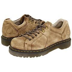 Dr. Martens - Cornell 6 Tie Shoes (Tan)