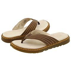 Dr. Martens - Della Toe Post (Tan) Sandals