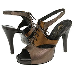 Donald J Pliner - Idony (Pewter Antique Metallic) - Footwear