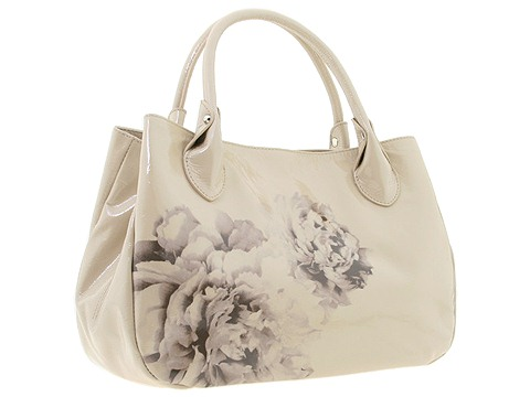 Furla Handbags - Giselle Shopper Media (Torrone - Light Taupe) - Bags and Luggage