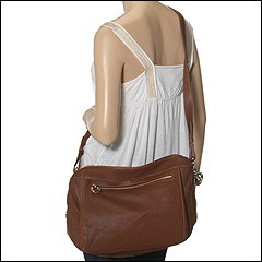 Furla Handbags - Amaranto Metal Secchiello (Bruciato - Brown) - Bags and Luggage
