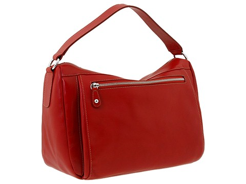 Furla Handbags - Amaranto Nastro Cross Body (Geranio - Red) - Bags and Luggage