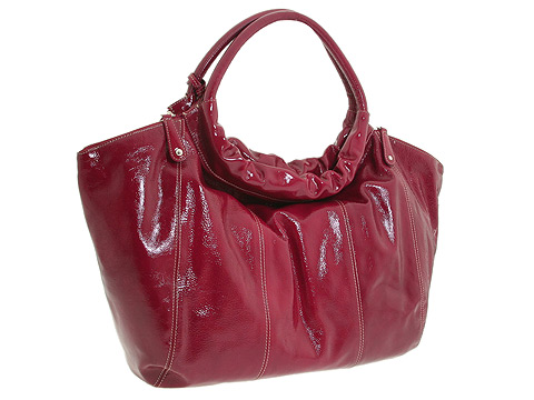 Furla Handbags - Magnolia Shopper Grande (Prugna - Fuschia) - Bags and Luggage