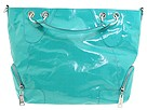 Kenneth Cole Reaction - Metal Break Large Shopper (Turquoise) - Bags and Luggage