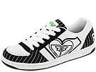 Roxy - Makena 09 (Carbon/White) - Footwear