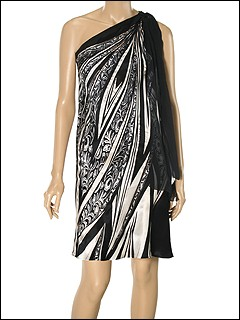 Just Cavalli - TO644848391S900 Dress (Multicolor) - Apparel