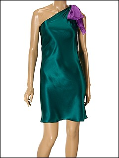 Just Cavalli - TO644944724635 Dress (Sea Green) - Apparel
