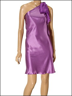 Just Cavalli - TO644944724635 Dress (Lavendar) - Apparel