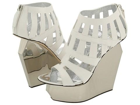 Giuseppe Zanotti - E90410 (Limdos Bianco) - Footwear