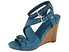 Nine West - Rusty (Medium Blue Leather) - Footwear