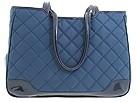 Knomo - Bloomsbury Una (Blue) - Bags and Luggage