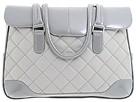Knomo - Bloomsbury Siena (Grey) - Bags and Luggage
