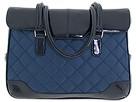 Knomo - Bloomsbury Siena (Blue) - Bags and Luggage