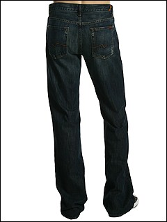 7 For All Mankind - Relaxed 36 Long in Montana X-LONG for tall men
