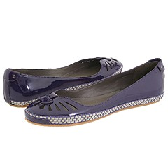 Patent Leather Skimmers from Belle by Sigerson Morrison