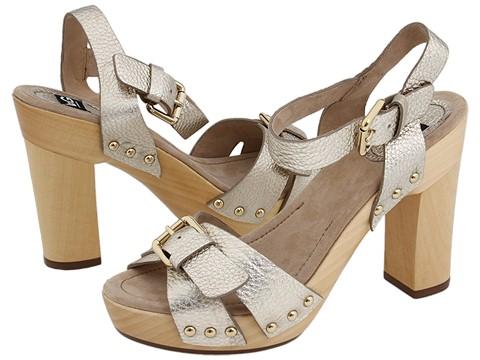 D&G Dolce & Gabbana - Jo (Gold) - Footwear