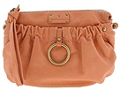 Frye - Softy Clutch (Salmon) - Bags and Luggage