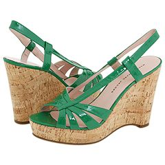 Cork Soled Wedge Sandal from Marc by Marc Jacobs