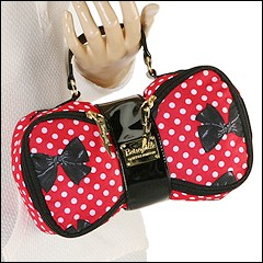 Betseyville Polka Bow Betsey Cosmetic at Zappos.com from zappos.com