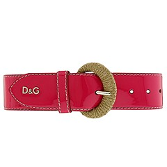 D&G Dolce & Gabbana - Necessaire Miscellan (Pink) - Accessories