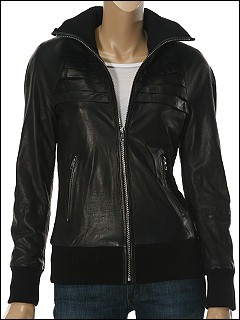 Diesel - Laime Jacket (Black) - Apparel
