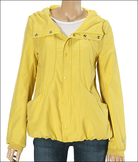 Diesel - Ginni Jacket (Yellow) - Apparel