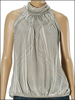Diesel - Trudd Top (Grey) - Apparel