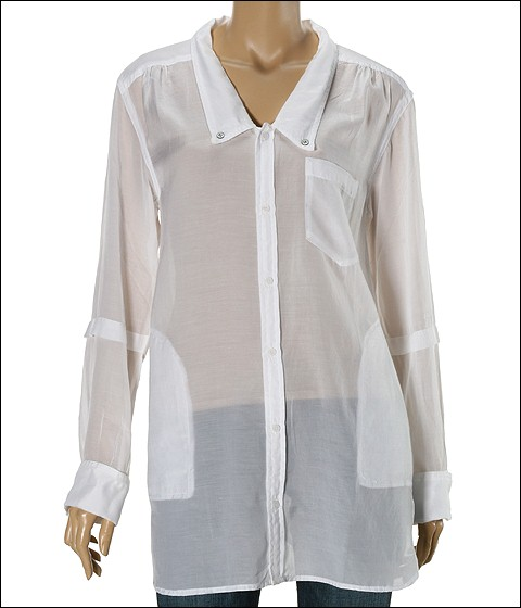 Diesel - Cammil Shirt (White) - Apparel