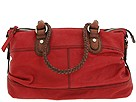 Fossil - Sally Satchel (Red) - Bags and Luggage