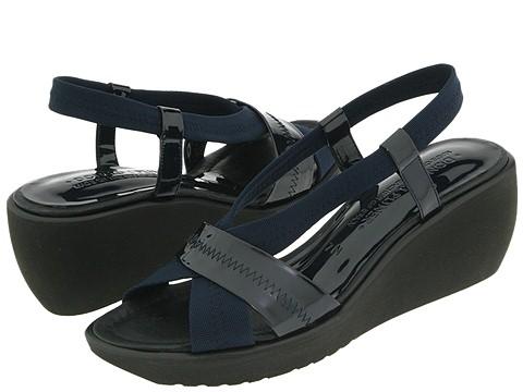 Donald J Pliner - Nanise (Navy Patent) - Footwear