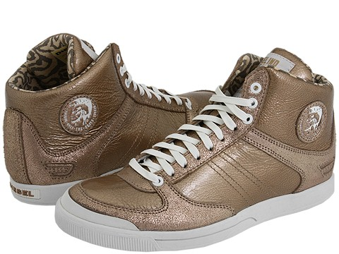 Diesel - High School Deep (Beige) - Footwear
