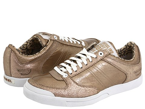 Diesel - High School Intensity (Beige) - Footwear