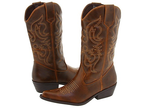 Womens Cowboy Boots, Ladies Cowboy Boots