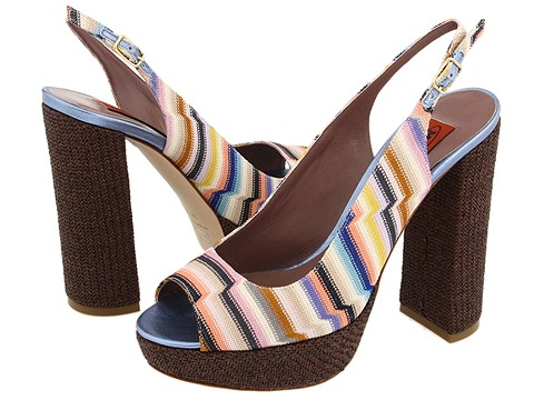 Missoni - Mnm21 B (Multi) - Footwear
