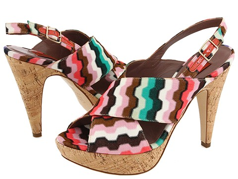 Missoni - NM08 X (Multi) - Footwear