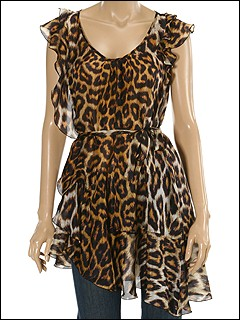 Just Cavalli - TO747547971 (Leopard) - Apparel